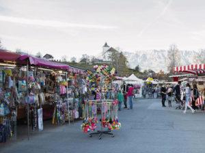 Jahrmarkt @ Marktplatz Seeli