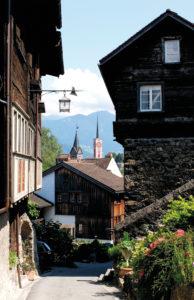 Finissage Ausstellung RE_FORM @ Schloss Werdenberg