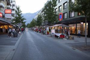 BUX21 - Dein Abendmarkt @ Bahnhofstrasse Buchs
