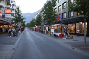 BUX20 Abendmarkt @ Bahnhofstrasse