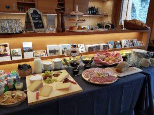 Langschläferfrühstück @ Schloss Werdenberg / Bistro im Schlosshof