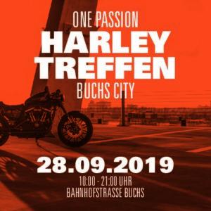 Harleytreff @ Bahnhofstrasse