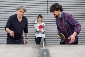 Ping Pong @ Fabriggli Buchs