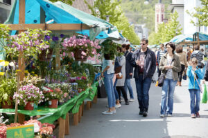 Frühlingsmarkt @ Bahnhofstrasse
