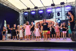 Kids-Disco by JAM 29 am Werdenberger Street-Food-Festival @ Gass Buchs