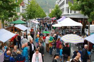 Buchserfest 2022 @ Bahnhofstrasse Buchs