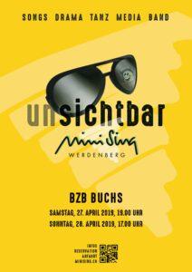 MiniSing Werdenberg Konzert @ Mehrzweckhalle BZB, Buchs