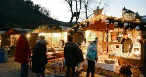 Chlausmarkt @ Marktplatz Seeli