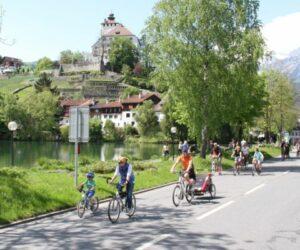slowUp Werdenberg-Liechtenstein @ Werdenberg-Liechtenstein