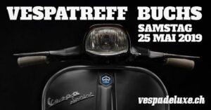 11 JAHRE Vespatreff - VESPADELUXE.ch @ Reflex Lounge-Club Bahnhofstrasse 35, 9470 Buchs SG | Buchs | Sankt Gallen | Schweiz
