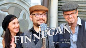 Livekonzert Finnegan @ d'Gass