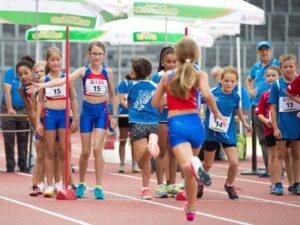 UBS Kids Cup @ Schulhaus Hanfland   Buchs   Sankt Gallen   Schweiz