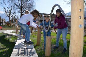 Eröffnungsfeier Generationenspielplatz Kappeli @ Generationenspielplatz Kappeli | Buchs | Sankt Gallen | Schweiz