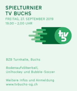 Spielturnier @ BZB Buchs | Buchs | Sankt Gallen | Schweiz