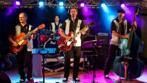 Livekonzert: Blue Shoes Band @ d'Gass | St. Gallen | Sankt Gallen | Schweiz