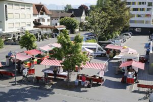 Buchser Freitagsmarkt 2020 @ Alvierparkplatz | Buchs | Sankt Gallen | Schweiz