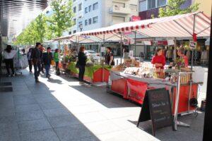 BUX20 - ABENDMARKT @ Bahnhofstrasse | Buchs | Sankt Gallen | Schweiz