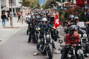 Harleytreff @ Bahnhofstrasse Buchs SG | Buchs | Sankt Gallen | Schweiz