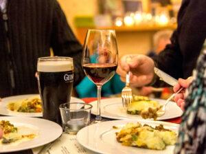 Irish Evening im Schloss-Bistro @ Schloss Werdenberg | Sankt Gallen | Schweiz