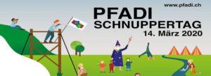 Pfadi Schnuppertag @ Pfadiheim Schneggenbödeli