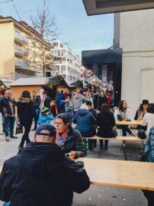 Weihnachtsmarkt im Zentrum @ Marketing Buchs
