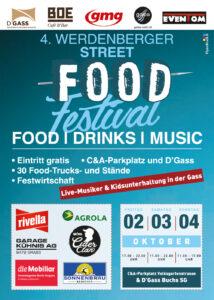 4. Werdenberger Street-Food-Festival @ Marktplatz Werdenbergersee Buchs SG
