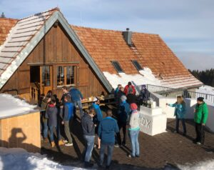 Neujahrs-Apéro Skihütte Skiclub Buchs @ Skihütte Skiclub Buchs