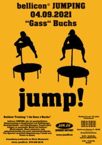 JUMP-Event d'Gass z'Buchs @ d'Gass