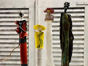 Keramik Workshop Skulpturen @ Verein TONkunscht